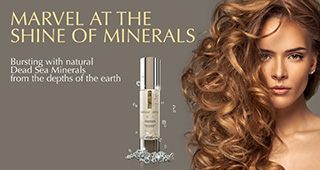 MARVEL AT THE SHINE OF MINERALS
